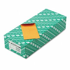 Kraft Coin and Small Parts Envelope, Side Seam, #5 1/2, 500/Box