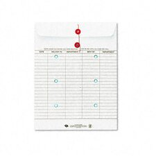 Kraft Interoffice Envelope, 100/Box