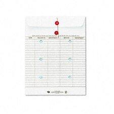 Kraft Interoffice Envelope, 100/Box