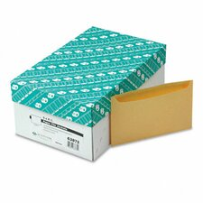 "Paper File Jackets, 5"" x 8 1/8"", 2 Pt. Tag, Buff, 500/Bx"