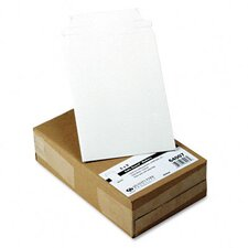Photo/Document Mailer, Redi-Strip, Side Seam, 6 x 8, White, 25/box