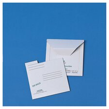 Redi-File Disk Pocket Mailer, 10/Pack