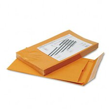Redi-Strip Kraft Expansion Envelope, Side Seam, 10 x 15 x 2, Brown, 25/pack