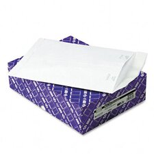 <strong>Quality Park Products</strong> Ship-Lite Redi-Flap Mailer, Side Seam, 10 x 13, White, 100/box