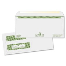 <strong>Quality Park Products</strong> Paper Double Window Envelope (Set of 500)