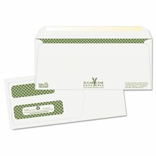 Paper Double Window Envelope (Set of 500)