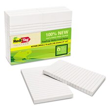 <strong>Redi-Tag Corporation</strong> Sugar Cane Self-Stick Notes (12 Pack)