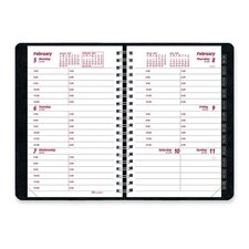 Brownline Essential 2013 Weekly Appointment Book, 5 X 8