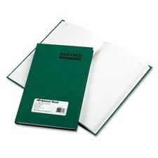 National Brand Emerald Series Account Book
