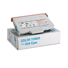 400317 Toner Cartridge, 6000 Page Yield, Cyan
