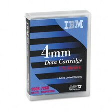 "1/8"" Data Cartridge, 170m, 36GB Native/72GB Compressed Data Capacity"
