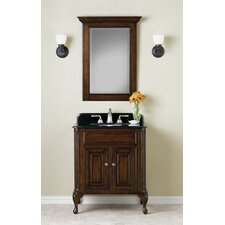 "Custom 31"" Collection Classic Bath Vanity Set"