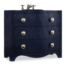 "Designer Series 38"" Madans Sink Chest Vanity Set"
