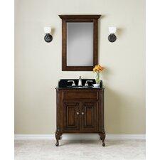"""Custom 31"""" Single Classic/Estate Bathroom Vanity Set"""