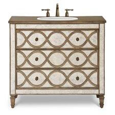 "Designer Series 40"" Brooks Bathroom Vanity Base"