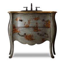 "Designer Series 37"" Hannah Bombe Bathroom Vanity Base"