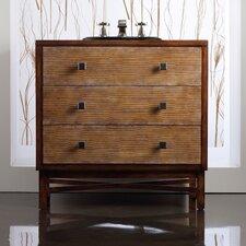 """Designer Series 34"""" Baker Hall Chest Vanity Set"""
