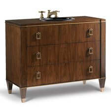 "Designer Series 42"" Preston Sink Chest Vanity Set"