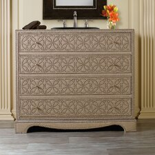 "Designer Series 42"" Blaire Sink Chest Vanity Set"