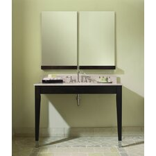 "Custom 37"" Clarissa Vanity Set"
