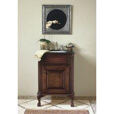 """Custom 25"""" Single Classic/Estate Bathroom Vanity Set"""