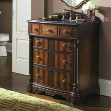 "Bathroom In A Box 30"" St. Charles Bath Vanity Set"