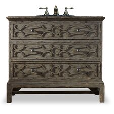 "Morrison 40"" Sink Chest Vanity Set"