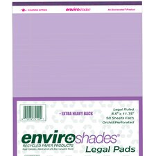 50 Sheet Legal Pad