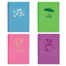 Lifenotes Notebook (Set of 4)