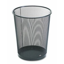 <strong>Rolodex Corporation</strong> 4.5-Gal. Round Wastebasket
