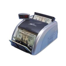 <strong>Royal Sovereign Int'l Inc</strong> Electric Bill Counter with Counterfeit Detection,1000 Bills/Min.