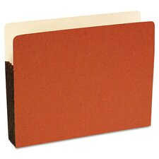 Standard File Pocket, 5 1/4 Inch Expansion, 10/Box