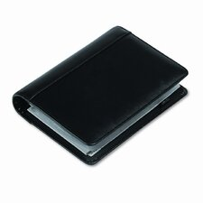 Regal Leather Business Card Binder