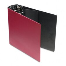 "Top Performance Dxl Locking Binder with Label Holder, 3"" Capacity"