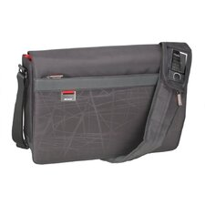 "Microsoft MT 17"" Laptop Messenger Bag"