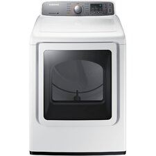 7.4 Cu. Ft. Electric Dryer with Smart Care