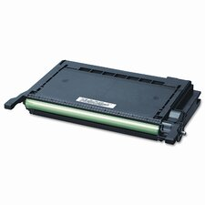 CLPK600A OEM Toner Cartridge, 4,000 Page Yield, Black