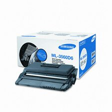 ML3560D6 Toner Cartridge, Black
