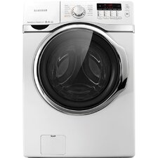 <strong>Samsung</strong> Energy Star Front Load Washer with Electric Dryer Set