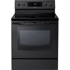 <strong>Samsung</strong> 30-in. Smoothtop Range with 5.9 Cu. Ft. True Convection Oven