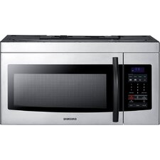 <strong>Samsung</strong> 1.6 Cu. Ft. 1000 Watt Over the Range Microwave Oven
