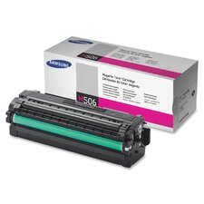 CLTM506L Toner Cartridge, 3500 Page Yield, Magenta