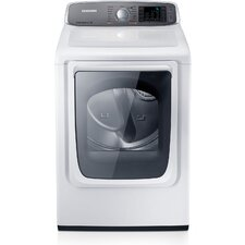 <strong>Samsung</strong> 7.4 Cu. Ft. Gas Dryer with Small Load Care