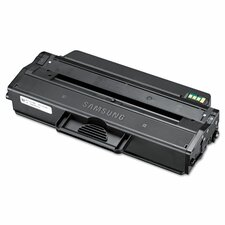 MLTD103L Toner Cartridge, 2500 Page Yield, Black