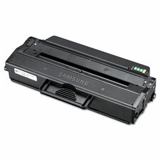 D103S Laser Toner Cartridge, 1500 Page Yield, Black
