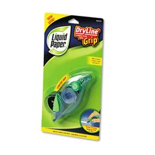 "Dry line Grip Correction Tape, 1/5"" x 335"""