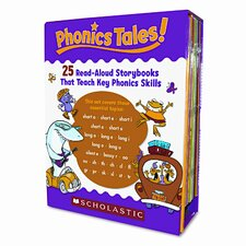 Phonics Tales Read-Aloud Storybooks