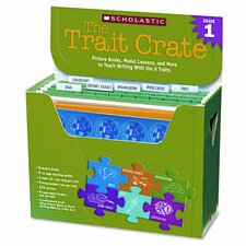 Trait Crate, Grade 1 with Learning Guide, CD