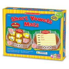 Vowels Mats Kit