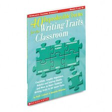 Writing to Prompts, 40 Reproducible Forms, Grade 3+, Softcover, 64 pages